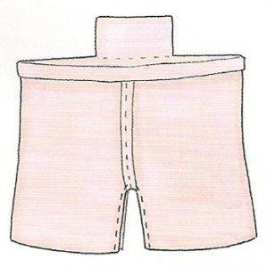 Сшиваем штанишки