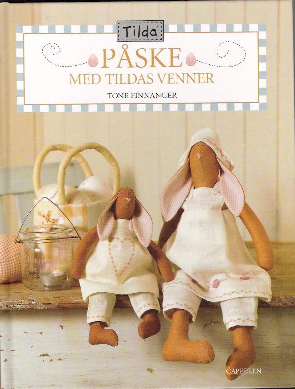 Книга Tildas Crafting Springtime Gifts