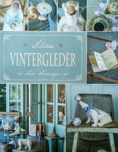 Зимняя книга Тони Финнангер - Tildas Wintergleder 2013