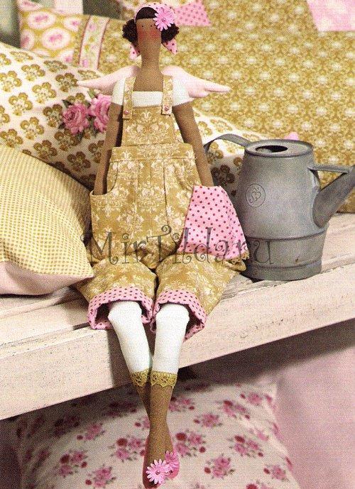 Кукла тильда сделай сам