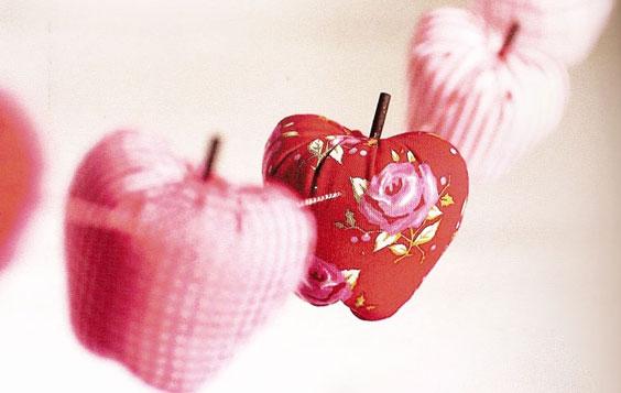 Тильда яблоко
