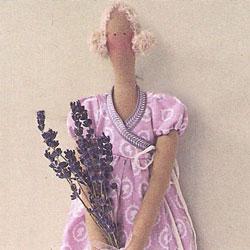 Кукла тильда - Джейн Остин