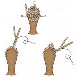 Волосы для тильды