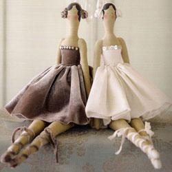 Тильда балерина