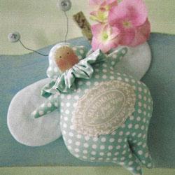 Весенний тильда жук