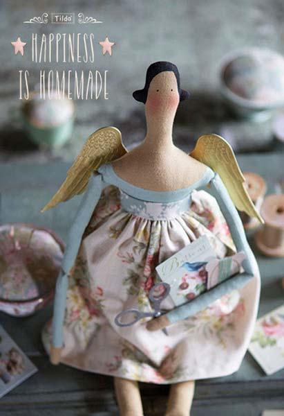 Новый домашний ангел тильда