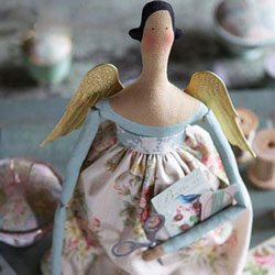 Домашний ангел тильда