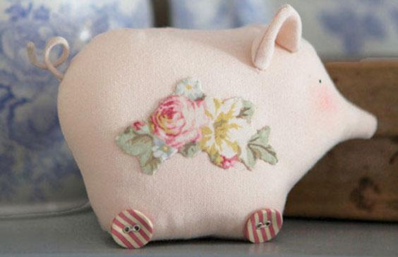 Свинка тильда