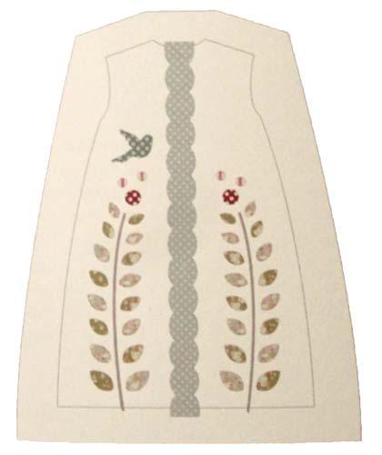 Аппликация на куртке