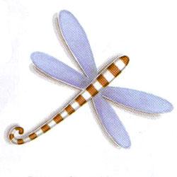 Тильда бабочка - стрекоза