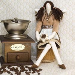 кукла тильда кофейная фея выкройка
