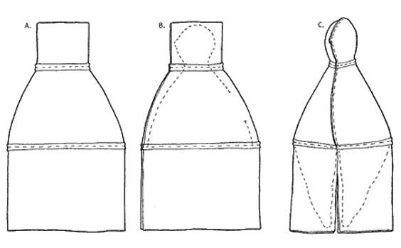 Купальщица тильда - инструкция по шитью