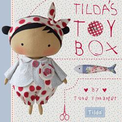 Тильда книга 2015 - Tildas Toy Box