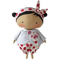 Sweetheart-Doll - милая кукла тильда