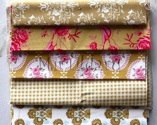 Ткани для одежды тильд