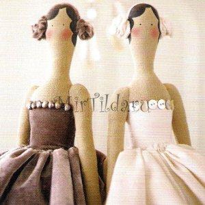 Балерины тильды
