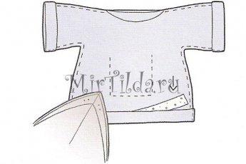 Проглаживаем рубаху