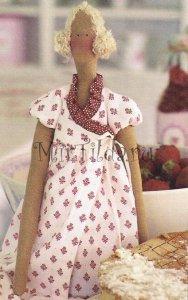 Кукла тильда Джейн готова