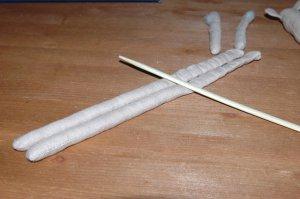 Ножки и ручки лосика
