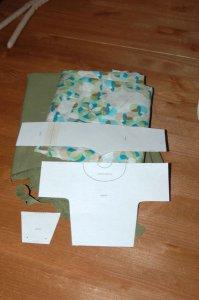 Готовим выкройку для одежды