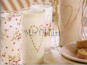 Красивые тильда стаканы