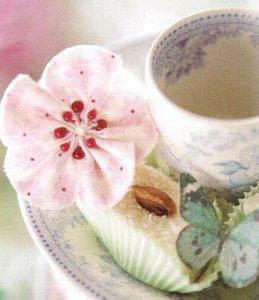 Тильда цветочек
